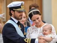 Nachwuchs in Schweden: Prinz Carl Philip und Sofia erwarten zweites Kind
