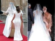 Pippa Middleton: Pippa vs. Kate: Und welche Hochzeit war nun schöner?