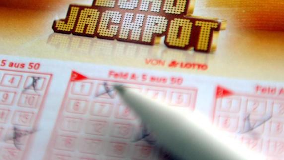 Deutscher knackt Eurojackpot und gewinnt 50,3 Millionen