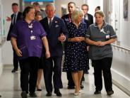 Anschlag in London: Charles und Camilla treffen Einsatzkräfte der Terrornacht