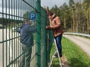 Raststätten-Rebellin Wagner: Streit um Autobahn-Wurst:Behörde droht mit Zwangsgeld