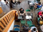 Digitale Nomaden: Das Café als Arbeitsplatz