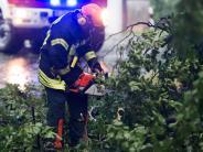 Ausnahmezustand: Unwetter wüten in Norddeutschland
