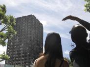 Nach Katastrophe in London: Feuerwehren fordern besseren Brandschutz