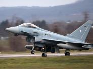 Fehlender Funkkontakt: Passagiermaschine löst Einsatz von Bundeswehrjets aus
