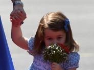 William und Kate: Prinzessin Charlotte kommt in den Kindergarten