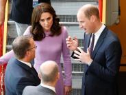 Royals: Finale mit den kleinen Prinzen: William und Kate reisen ab