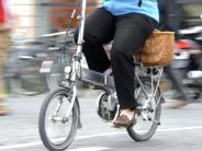 Hoher Anteil tödlicher Unfälle: Pedelec-Fahrer leben gefährlich - vor allem ältere