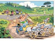 Comic: Neuer Asterix-Comicband: Abenteuer im Süden