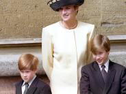 Prinzessin Diana: Brisante Videos von Lady Di: Britischer TV-Sender kündigt Doku an