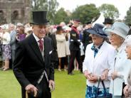 Großbritannien: PrinzPhilip geht im August in Rente