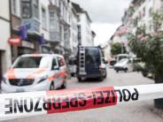 Schaffhausen: Polizei nimmt mutmaßlichen Kettensägen-Angreifer fest