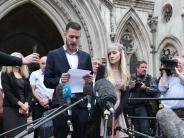 Großbritannien: Baby Charlie darf seine letzten Tage im Kinderhospiz verbringen