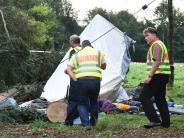 Orkanartige Stürme: Unwetter in Deutschland: 15-Jähriger von Baum erschlagen