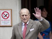 Großbritannien: Goodbye, Prinz Philip: Das Leben des Neu-Rentners in Bildern