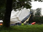 Gewitter: Polizei ermittelt nach Baumsturz