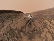 Mars: Was tut Weltraumroboter Curiosity eigentlich genau?
