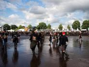Atemalkoholtest: 2,73 Promille: Wacken: Betrunkener will gewaltsam auf Festivalgelände