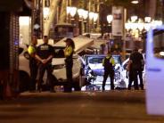 Bildergalerie: Schreckenvon Spanien: Die Nacht und der Tag danach in Bildern