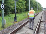 In Brandenburg: Zugverkehr nach Brandanschlägen noch immer eingeschränkt