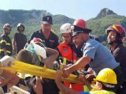 Italien: Erdbeben auf Ischia: So wurde ein Elfjähriger zum Helden