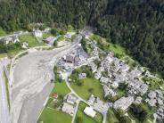 Kanton Graubünden: Deutsche nach Bergsturz in der Schweiz vermisst