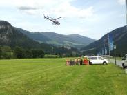 Krimml in Österreich: Seilschaft aus Bayern stürzt in den Tod