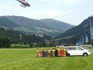 Österreich: Fünf Tote: Seilschaft aus Bayern verunglückt - Polizei ermittelt