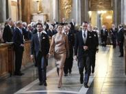 Schweden: Royaler Name: Schwedens Baby-Prinz heißt Gabriel Carl Walther