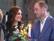 Baby-News: Herzogin Kate und Prinz William erwarten drittes Kind