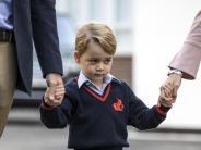 Prinz George: Prinz George: Monarchieverrückte Stalkerin festgenommen