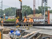 Wochenlange Gleissperrung: Rheintalsperrung: Verbände machen Druck auf Bahn und Politik