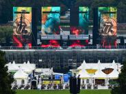 Legendäre Band: Die Rolling Stones starten Europatournee in Hamburg