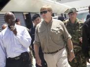 Hurrikan «Irma»: König Willem-Alexander besucht verwüstete Karibikinsel
