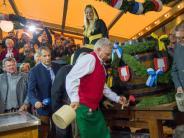 Wiesn 2017: «O'zapft is»: 184. Oktoberfest hat begonnen