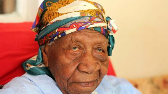 Älteste Frau der Welt in Jamaika gestorben