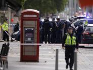 Elf Verletzte: Kein Terrorverdacht: Polizei lässt Fahrer von London frei