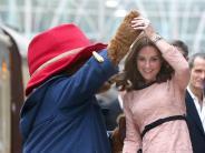 Britische Royals: Royal Baby: Herzogin Kate und Prinz William erwarten drittes Kind im April