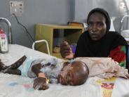 Kindersterblichkeit: Jeden Tag sterben laut Unicef 15.000 Kinder unter fünf Jahren