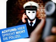 Betrugsmasche: Immer häufiger falsche Polizisten amTelefon