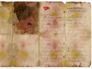 Was übrig blieb: «Titanic»-Brief für Rekordsumme versteigert