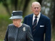 Langsamer Rückzug: Queen und Prinz Philip feiern Hochzeitstag privat