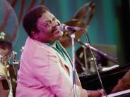 Rock'n'Roll: Fats Domino ist tot - Über den Rocker am Klavier
