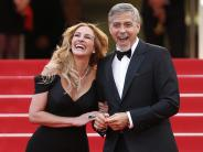 "Hollywood: ""Pretty Woman"" wird 50: Julia Roberts' Bilderbuch-Karriere in Bildern"