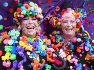 Karnevalsauftakt: Schlechte Aussichten für die Jecken:Regen und Kälte