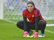 Ex-Fifa-Chef: «Lächerlich»: US-Fußballstar Hope Solo:Blatter hat mich begrapscht