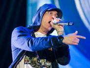 Hip-Hop: Neues Album nach vier Jahren: Kann Eminem übers Wasser gehen?
