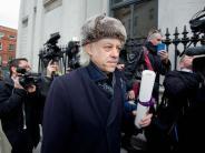 Protest gegen Suu Kyi: Bob Geldof gibt Auszeichnung zurück