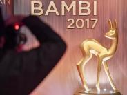 Gala in Berlin: Promis, Preise und Musik - Die Bambi-Verleihung 2017
