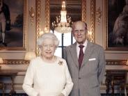 Privates Dinner: Queen Elizabeth und Prinz Philip feiern Hochzeitstag